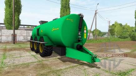 Samson PG II 25 для Farming Simulator 2017