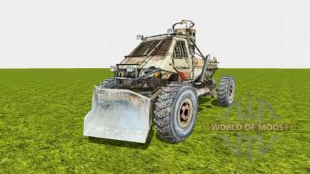 Armored truck для Farming Simulator 2015