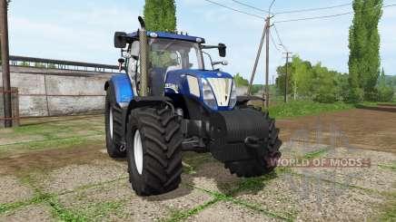 New Holland T7.235 для Farming Simulator 2017