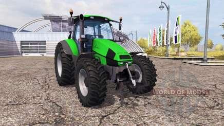 Deutz-Fahr Agrotron 120 Mk3 для Farming Simulator 2013