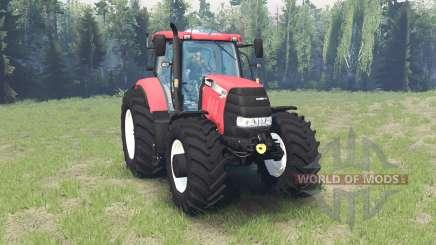 Case IH Puma CVX 160 для Spin Tires
