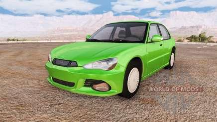 Hirochi Sunburst hybrid v1.1 для BeamNG Drive