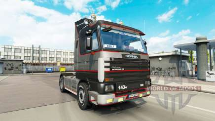 Scania 143M 500 v4.0 для Euro Truck Simulator 2