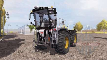 CLAAS Xerion 3800 SaddleTrac v1.1 для Farming Simulator 2013