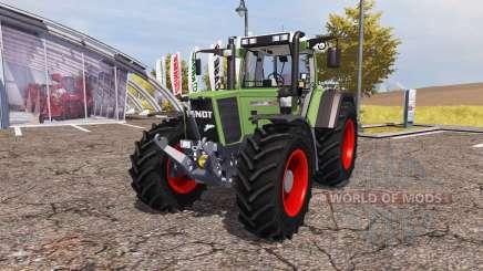 Fendt Favorit 926 v1.1 для Farming Simulator 2013