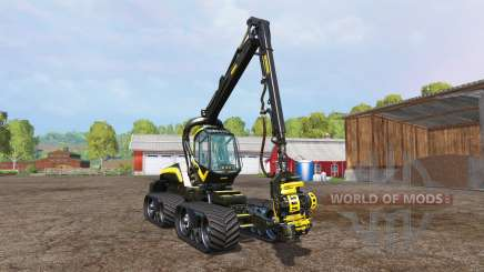 PONSSE Scorpion track для Farming Simulator 2015