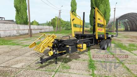Arcusin AutoStack FS 63-72 для Farming Simulator 2017