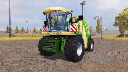 Krone BiG X 1100 для Farming Simulator 2013