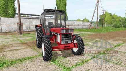 International Harvester 844 v1.2 для Farming Simulator 2017
