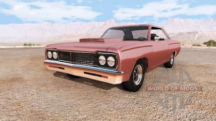 Plymouth Road Runner v1.1 для BeamNG Drive