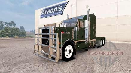 Peterbilt 379 v2.6 для American Truck Simulator