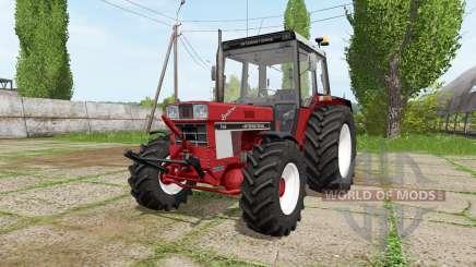 International Harvester 744 v1.3 для Farming Simulator 2017