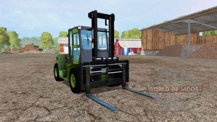 CLARK C80 v4.01 для Farming Simulator 2015