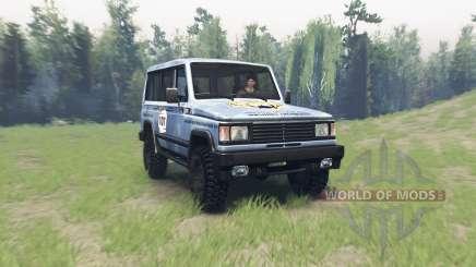 УАЗ 3170 Симбир для Spin Tires