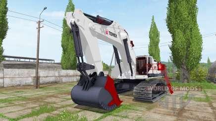 Terex RH 90-F для Farming Simulator 2017