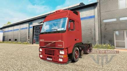 Volvo FH12 v1.7 для Euro Truck Simulator 2