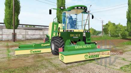 Krone BiG M II для Farming Simulator 2017