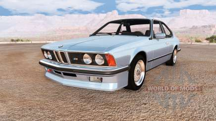 BMW M635 CSi (E24) для BeamNG Drive