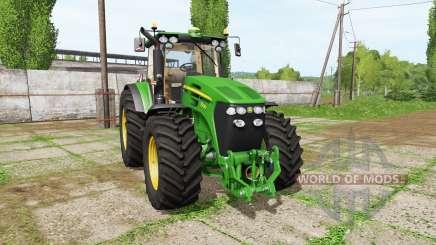 John Deere 7930 v3.0 для Farming Simulator 2017