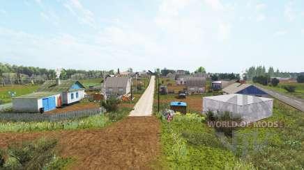Глубинка для Farming Simulator 2017