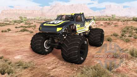 CRD Monster Truck v1.1 для BeamNG Drive