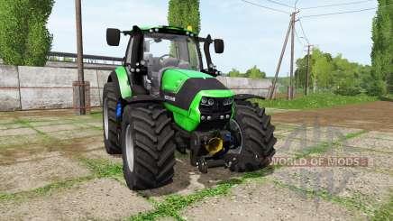 Deutz-Fahr Agrotron 6190 TTV v3.0 для Farming Simulator 2017