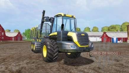 PONSSE Buffalo 6x6 для Farming Simulator 2015