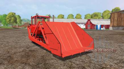 ДТ 75МФ v2.0 для Farming Simulator 2015