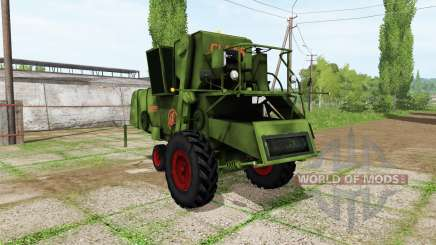 CLAAS Matador для Farming Simulator 2017