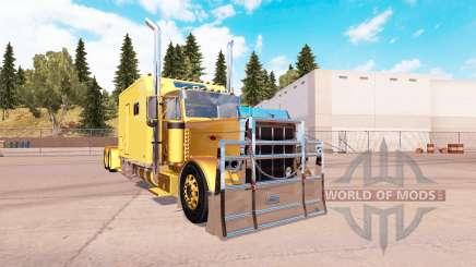 Peterbilt 379 custom для American Truck Simulator