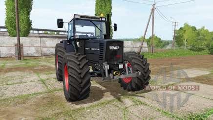 Fendt Farmer 310 LSA Turbomatik v1.1 для Farming Simulator 2017