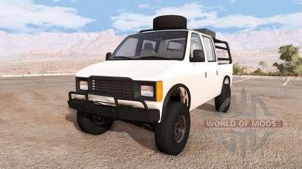 Gavril H-Series crew cab v0.8.2 для BeamNG Drive