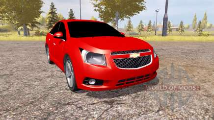Chevrolet Cruze (J300) 2009 для Farming Simulator 2013