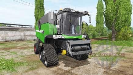 Fendt 9490X v3.0 для Farming Simulator 2017