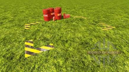 Fuel trigger для Farming Simulator 2017