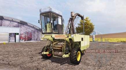 Fortschritt E 295 для Farming Simulator 2013