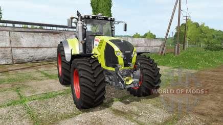 CLAAS Axion 840 для Farming Simulator 2017