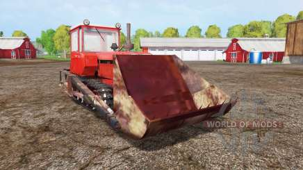 ДТ 75М ПФП-1.2 для Farming Simulator 2015