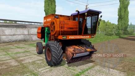 Дон 1500А v2.2 для Farming Simulator 2017