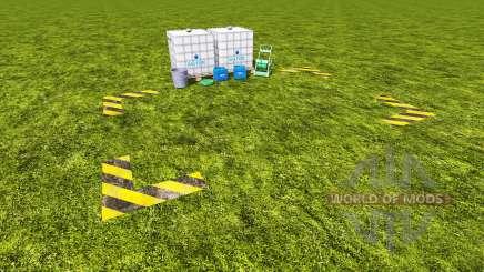 Water trigger для Farming Simulator 2017