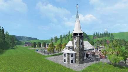 Traudelheim v1.8 для Farming Simulator 2015