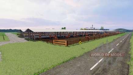 Небраска для Farming Simulator 2015