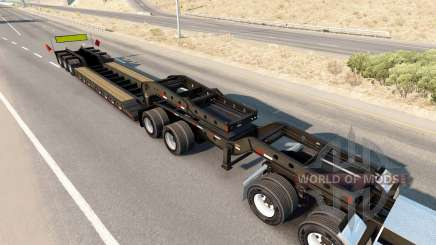 Fontaine Magnitude 55L empty для American Truck Simulator