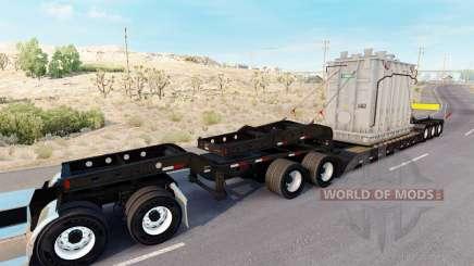 Fontaine Magnitude 55L Siemens для American Truck Simulator