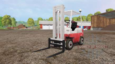 Linde H25D для Farming Simulator 2015