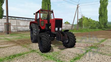 МТЗ 82 Беларус для Farming Simulator 2017