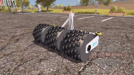 Stehr silo-compactor v1.1 для Farming Simulator 2013
