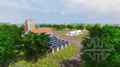 Sundhagen для Farming Simulator 2013