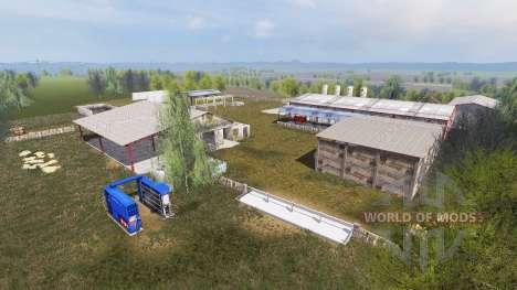 ExtreNort для Farming Simulator 2013