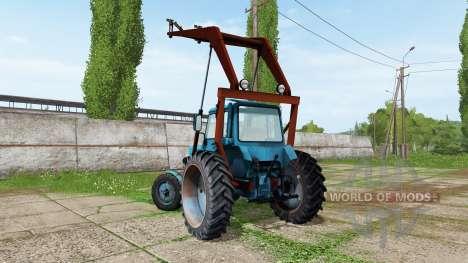 МТЗ 80 Беларус для Farming Simulator 2017